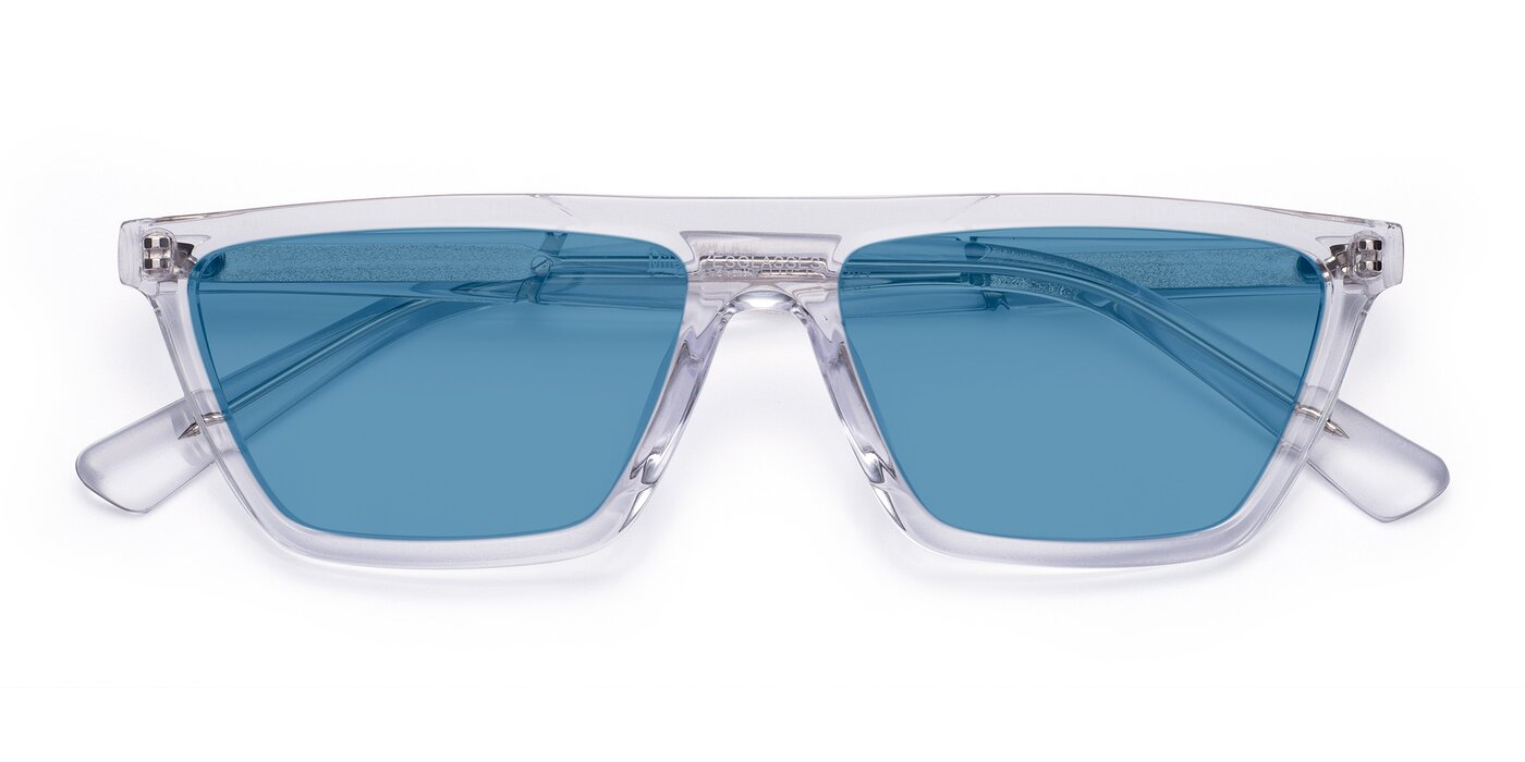 Miles - Clear Tinted Sunglasses