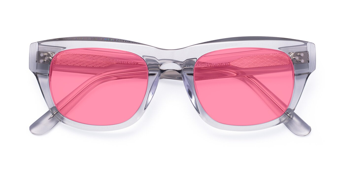 April - Clear Tinted Sunglasses
