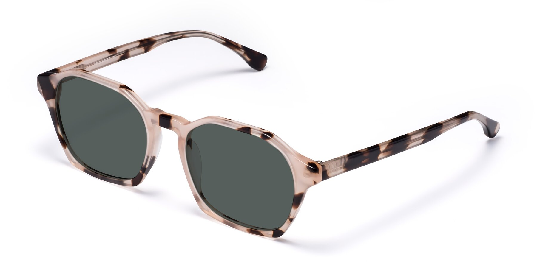 Angle of Stoltz in Leopard with Gray Polarized Lenses