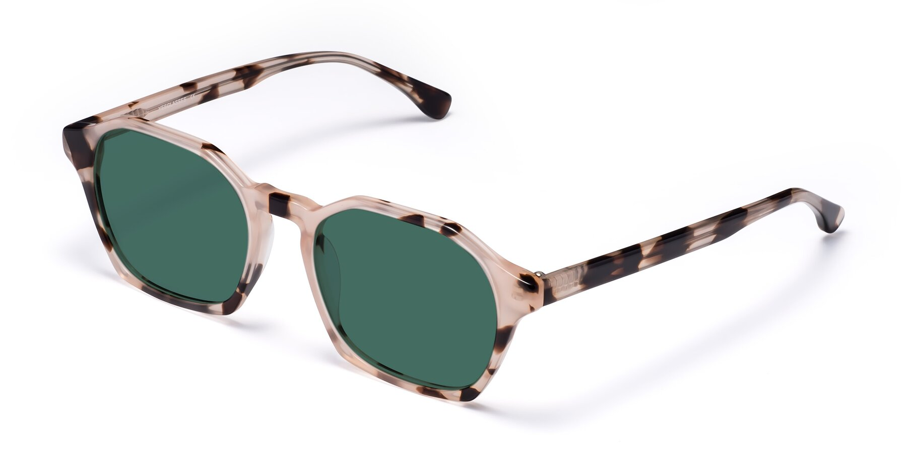 Angle of Stoltz in Leopard with Green Polarized Lenses