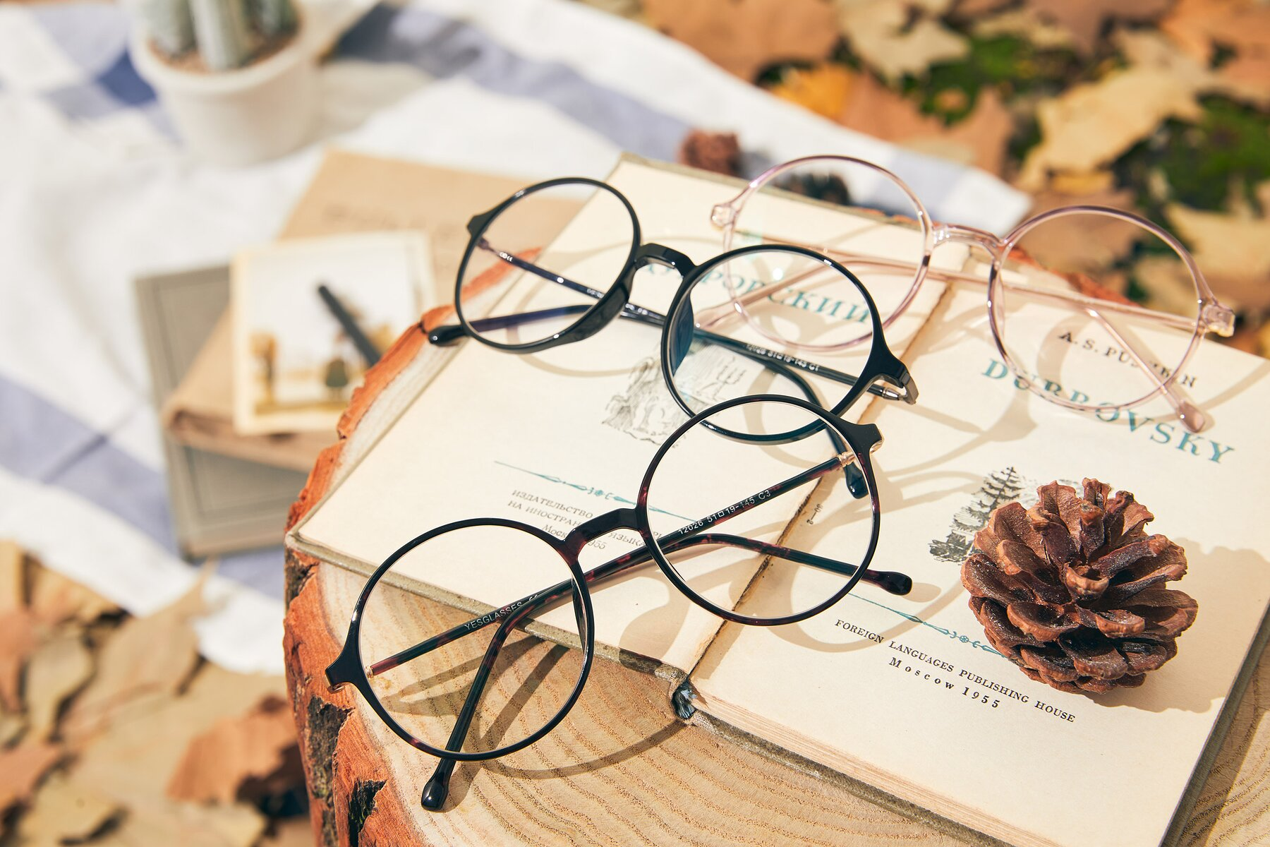 Lifestyle photography #4 of 12026 in Tortoise with Clear Eyeglass Lenses