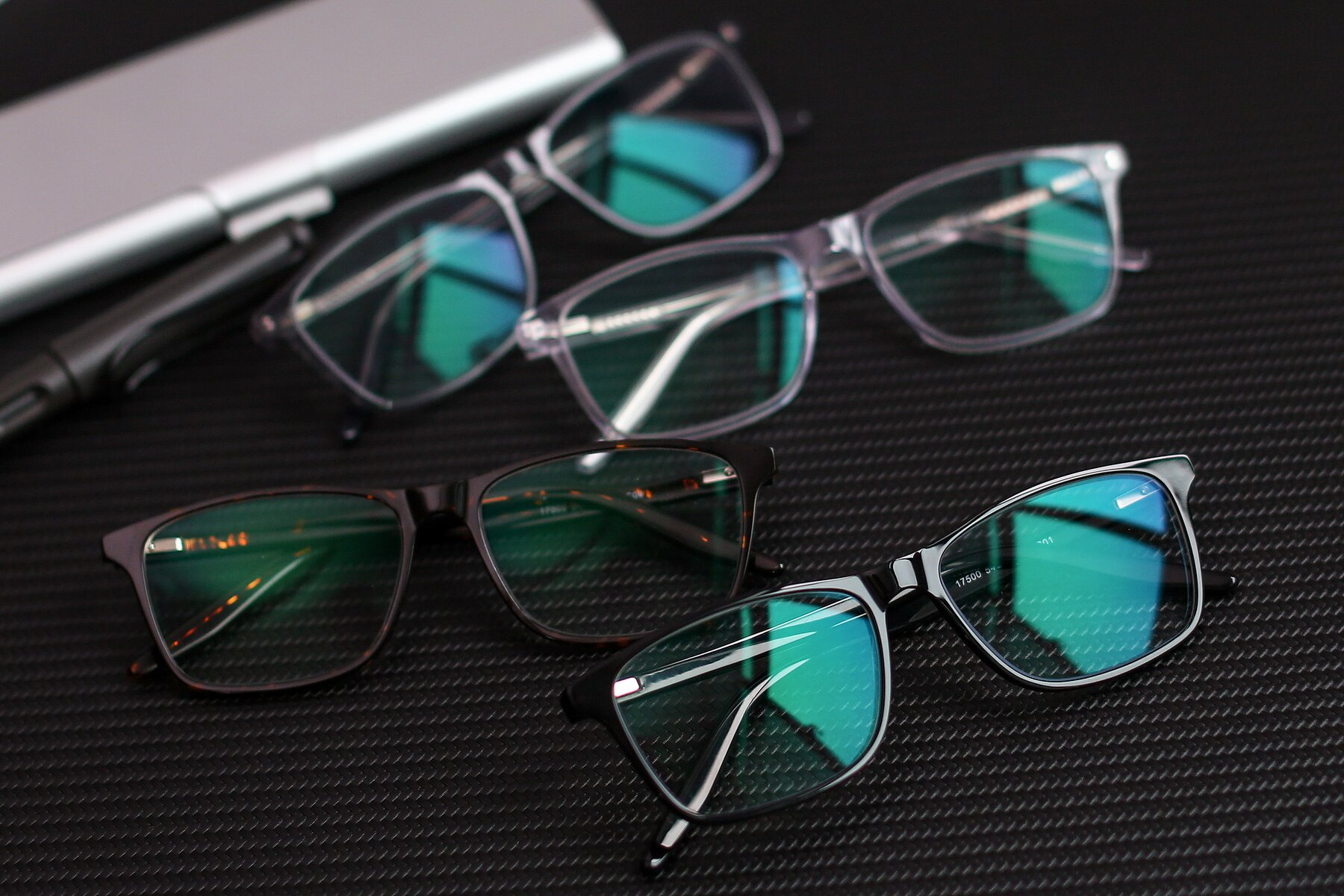 Lifestyle photography #4 of 17500 in Black with Clear Eyeglass Lenses
